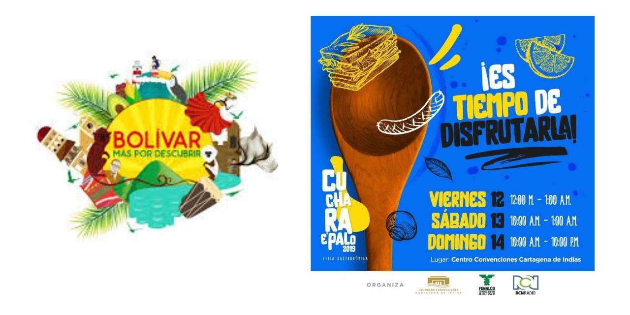 """Ruta Bolívar, presente en la Feria """"Cuchara e' Palo"""""""