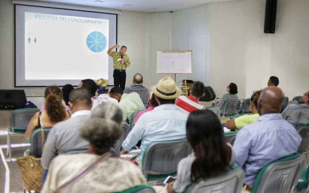 IPCC y Sena fomenta empoderamiento festivo en los cartageneros