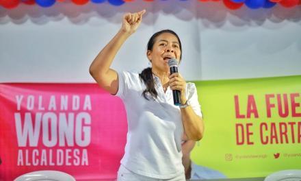 Informe de la procuraduría dice que Yolanda Wong no está inhabilitada