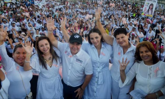 El 51% de mi gabinete serán mujeres: William García Tirado
