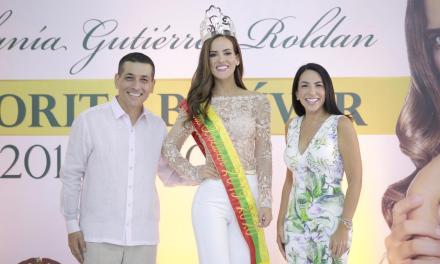 Estefanía Gutierrez Roldán es la nueva señorita Bolívar 2019-2020