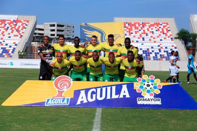 Real Cartagena consigue su primera victoria en condición de local