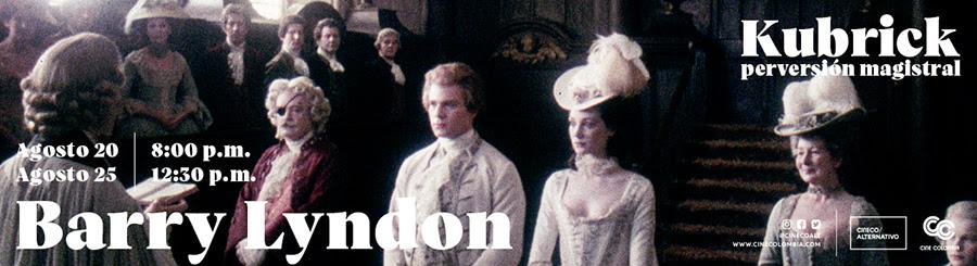 BARRY LYNDON, la obra magna de Stanley Kubrick, regresa a las salas de cine