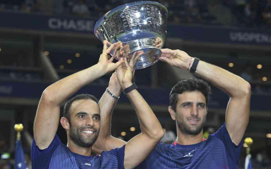 Cabal y Farah consiguen su segundo título de Grand Slam en la temporada
