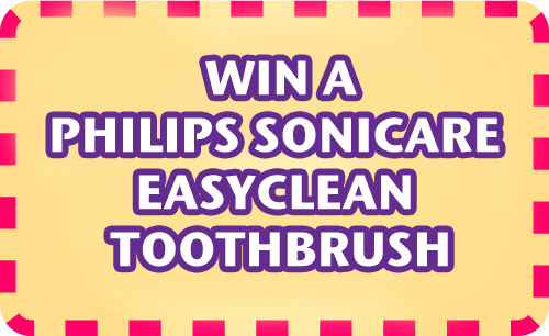 Win-a-Philips-Sonicare--EasyClean--Toothbrush