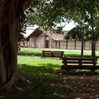 San Xavier (central plaza)