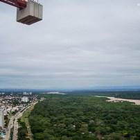 'La Riviera' view