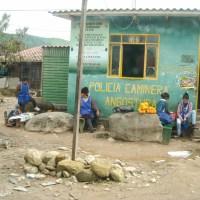 The Old Road to/from Cochabamba *** Stara droga do Cochabamby (z Santa Cruz)