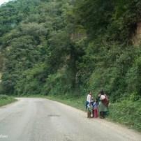 on the way to Samaipata