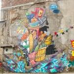Cochabamba street art