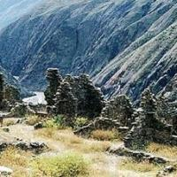 Bolivian Iskanwaya is as important and beautiful as Machu Picchu!!