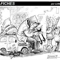 Bolivian humor or sad reality?