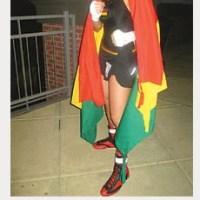 Bolivian pride: Jennifer Salinas, boxing!