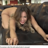X-rated porn TV advert with naked women on sofas branded 'sexist' and 'macho'