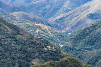 Store områder med tågeskov er allerede væk
