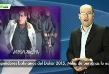 Bolivia News 12 Enero 2015