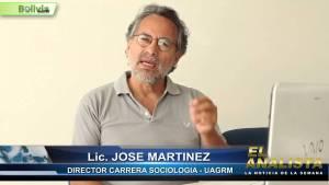 El Analista – Jose Martínez