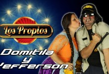 Los Propios – Domitila y Yefferson