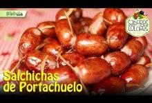 Sabores y Colores de Bolivia – Salchichas de Portachuelo