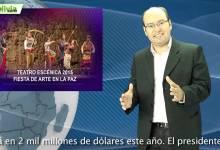 Bolivia News – 6 Noviembre 2015