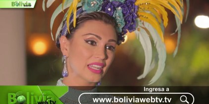 INSIDE – Pamela Justiniano Reina Carnaval Cruceño 2017