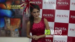 Carla Añez reina de los Cambas Holgazanes invita a la Jarana Carnavalera en California USA