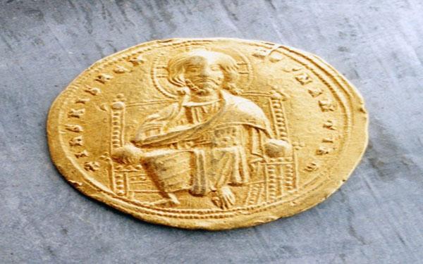 Zlatnici Romana III. Argira u Ljubuškom