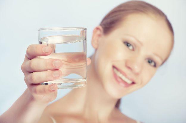 come proteggere la pelle dai raggi del sole- l'acqua
