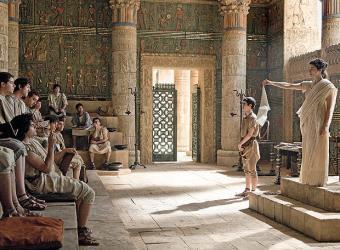 imatges de la pel.lícula ágora