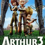 Arthur 3 The War of the Two Worlds 2010 BRRip 300MB Hindi Dual Audio 480p