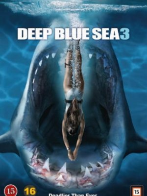 Deep Blue Sea 3 2020 HDRip 300Mb English 480p ESub