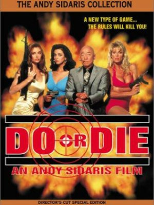 Do or Die 1991 BluRay 300Mb UNRATED Hindi Dual Audio 480p