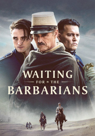 Waiting For The Barbarians 2019 HDRip 500Mb Hindi Dual Audio 480p Watch Online Full Movie Download bolly4u