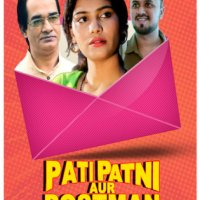 18+ Pati Patn Aur Postman 2020 HDRip 300mb Hindi 720p