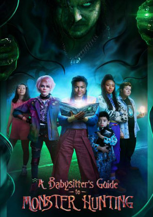 A Babysitters Guide to Monster Hunting 2020 WEB-DL 300Mb Hindi Dual Audio 480p Watch Online Full Movie Download bolly4u