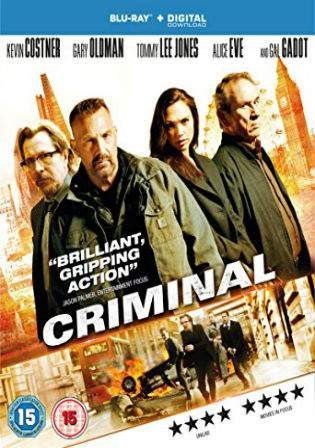Criminal 2016 BluRay 850MB Hindi Dual Audio ORG 720p Watch Online Full Movie Download bolly4u