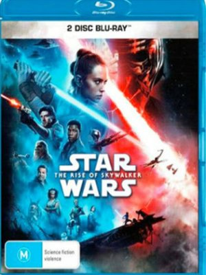 Star Wars Episode Ix The Rise Of Skywalker 2019 BRRip 1.1GB Hindi Dual Audio ORG 720p