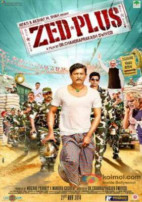 Zed Plus 2014 HDRip 350MB Hindi Movie 480p Watch Online Full Movie Free Download bolly4u