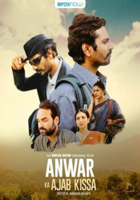 Anwar Ka Ajab Kissa 2020 WEB-DL 300MB Hindi Movie Download 480p Watch Online Free Bolly4u