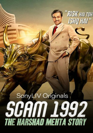 Scam 1992 The Harshad Mehta Story 2020 WEB-DL Hindi S01 Download 720p Watch Online Free bolly4u