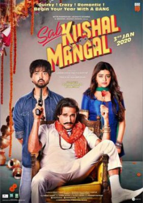 Sab Kushal Mangal 2020 WEB-DL 400Mb Hindi Movie Download 480p Watch Online Free bolly4u