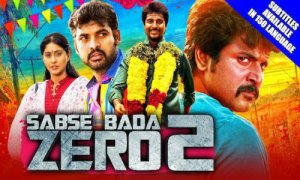 Sabse Bada Zero 2 2020 HDRip 350Mb Hindi Dubbed 480p Watch Online Full Movie Download bolly4u