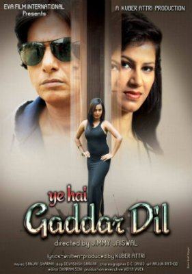 Yeh Hai Gaddar Dil 2017 WEB-DL 280Mb Hindi 480p Watch Online Full Movie Download bolly4u
