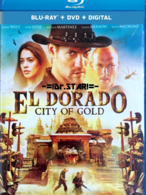 El Dorado City Of Gold 2010 BluRay 700MB Hindi Dual Audio 720p