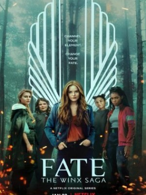 Fate The Winx Saga WEB-DL 2.3GB Hindi Dual Audio S01 Download 720p