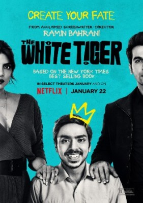 The White Tiger 2021 WEB-DL 350Mb Hindi Movie Download 480p Watch Online Free bolly4u
