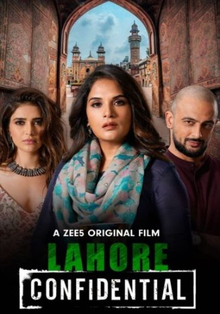 Lahore Confidential 2021 WEB-DL 200Mb Hindi 480p Watch Online Free Download bolly4u