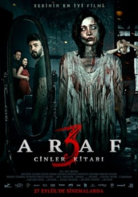 Araf 3 Cinler Kitabi 2019 WEB-DL 280Mb Hindi Dual Audio 480p Watch Online Full Movie Download bolly4u