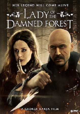 Lady of The Damned Forest 2017 WEB-DL 300Mb Hindi Dual Audio 480p Watch Online Full Movie Download bolly4u