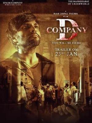 D Company 2021 WEB-DL 600Mb Hindi Movie Download 720p